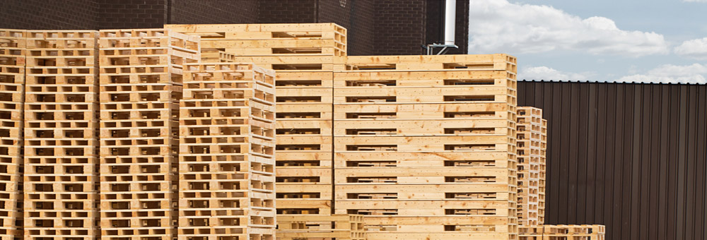 The cost of pallets rises during the holidays due to supply and demand