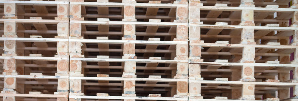 Pallet disposal doesn't mean throwing your pallets in the garbage. See how to reuse, resell, and recycle them