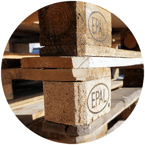 Block Euro Pallets Direct Supply