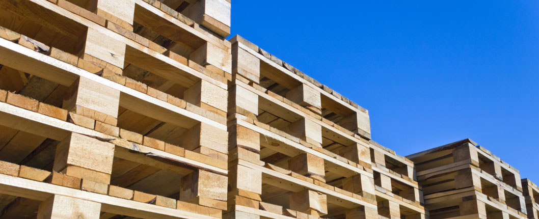 EURO pallets and block pallets available from Direct Supply