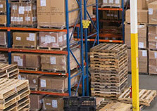 warehouse services in Rosemont
