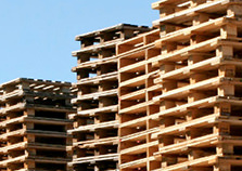 pallet supplier in Carpentersville, Illinois